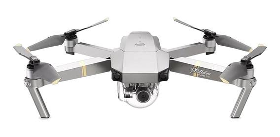 Drone DJI Mavic Pro Platinum Fly More Combo con câmera 4K platinum