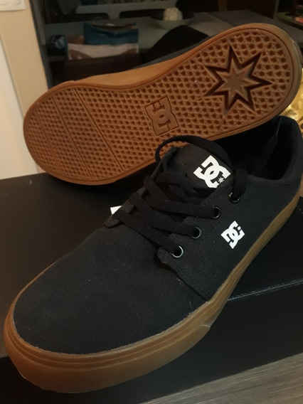 Tenis Dc Shoes Trase Tx Black Gum