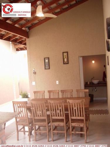 Imagem 1 de 29 de Casas Em Condomínio À Venda  Em Jundiaí/sp - Compre O Seu Casas Em Condomínio Aqui! - 1171522