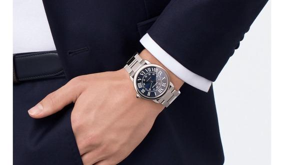 Relógio Ronde Solo De Cartier Novo