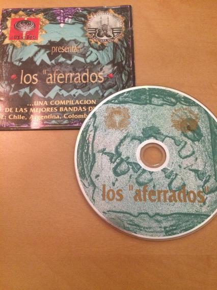 Cd Los Aferrados - Compilado Culebra Y Tianguis El Chopo