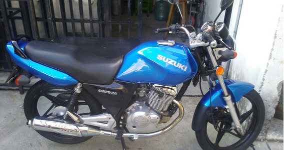 Suzuki En 125 Moto
