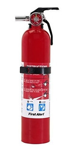 First Alert Fe10go Garageworkshop Extintor De Incendios Rojo