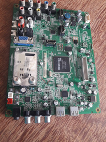 Placa Principal Tv Toshiba 32rv800 (original)
