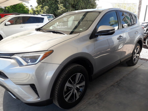 Toyota Rav4 2016 Xle Plus 4 Cil Plata