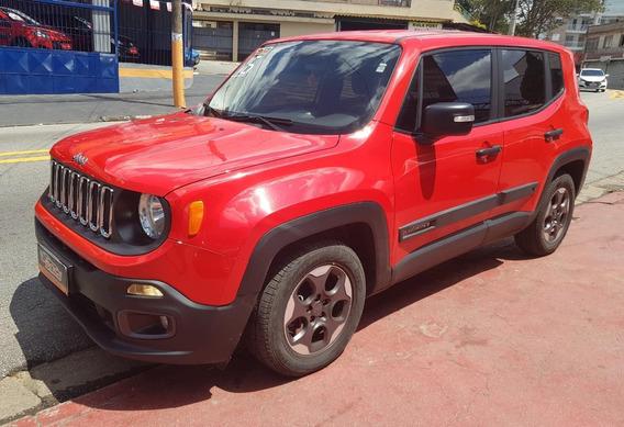 Jeep Renegade 1.8 Sport (automático) - 2016