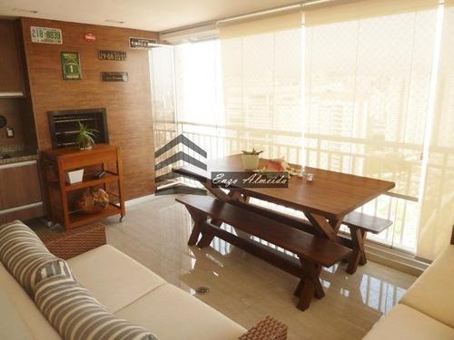 Apartamento Para Venda Em São Paulo, Aclimacao, 2 Dormitórios, 1 Suíte, 2 Banheiros, 2 Vagas - 0724_1-1390818