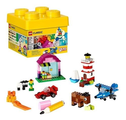 Lego Classic Lego 10692 221 Pzs Caja De Almacenamiento Lego