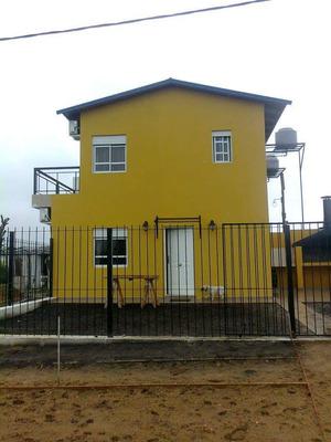 Duplex Amueblado Dos Plantas Colon Entre Rios