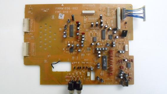 Placa Principal Main Mini System Jvc Mx D622t Ca D622t