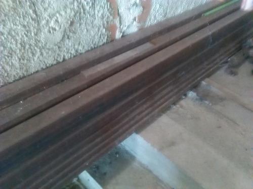 Tubo Estructural 3x1 1/2x6 Metros De Largo