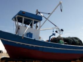 Embarcacion Bolichera