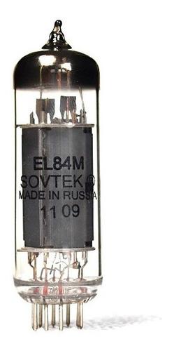 Imagem 1 de 3 de Válvula El84 M 6bq5 Sovtek Made In Russia Amplificador