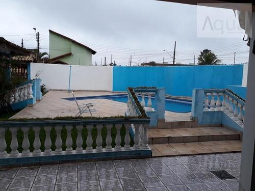 Imagem 1 de 15 de Casa Para Venda Em Itanhaém, Cibratel Ii, 3 Dormitórios, 1 Suíte, 2 Banheiros, 4 Vagas - It099c_2-796686