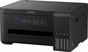 Multifuncional Epson L4160 Ecotank Wifi Direct Bivolt Garant