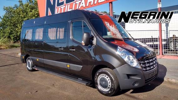 Renault Master 0km Luxo 2020 - L3h2 - Negrini Utilitários