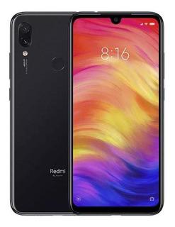 Celular Xiaomi Redmi Note 7 Global Dual Sim 64gb 6.3 Preto