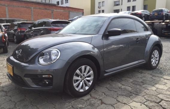 Volkswagen New Beetle Aut 2017. Alejandro Hernandez