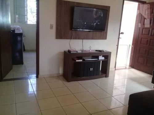 Imagem 1 de 13 de Casa Com 2 Dormitórios À Venda, 130 M² Por R$ 410.000,00 - Vila Arens Ii - Jundiaí/sp - Ca1219