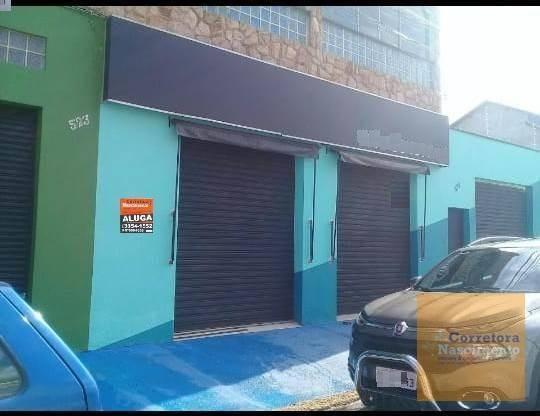 Amplo Salão Comercial No Altos De Santana I - Sl0025