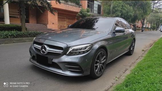 Mercedes Benz Clase C43 Amg 4 Matic 2020 3.0 Aut.sec Awd 9