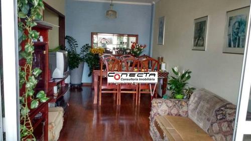 Imagem 1 de 25 de Apartamento Residencial À Venda, Vila Rossi, Campinas - Ap0272. - Ap0272