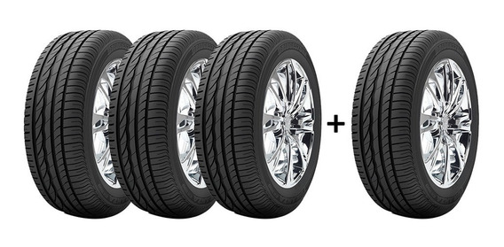 Promo Kit 4x3 195/55 R15 85h Turanza Er300 Bridgestone