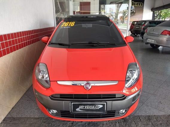 Fiat Punto 1.8 Sporting 16v Flex 4p Manual