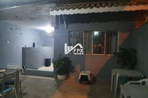 Imagem 1 de 10 de Casa No Jardim Umuarama Com Edícula Itanhaém - Ca345-f