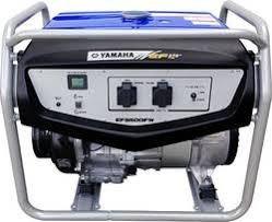 Grupo Electrogeno Generador Electrico Yamaha Ef5500 5.5kva