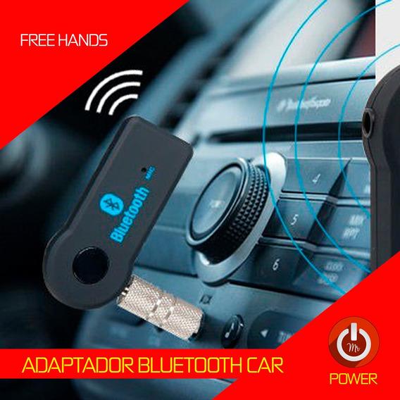 Bluetooth P2 - Atenda Chamadas No Carro Ou No Som De Casa
