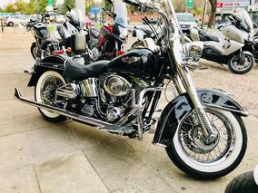 Harley Davidson Softail Unica En El Pais, No Sporter, No Gs,