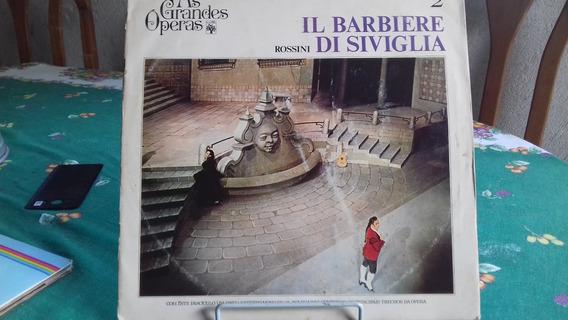 Lp As Grandes Operas - Il Barbeiere Di Siviglia