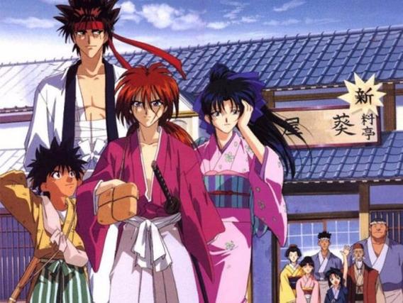 Samurai X Serie Completa En Formato Digital O Bluray