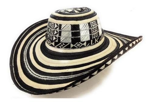 Imagen 1 de 4 de Sombrero Vueltiao Tradicional Colombiano 15 Vueltas