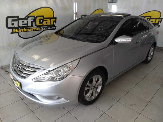 Hyundai Sonata Gls 2.4 Automatico Teto Solar 2012 S/entrada