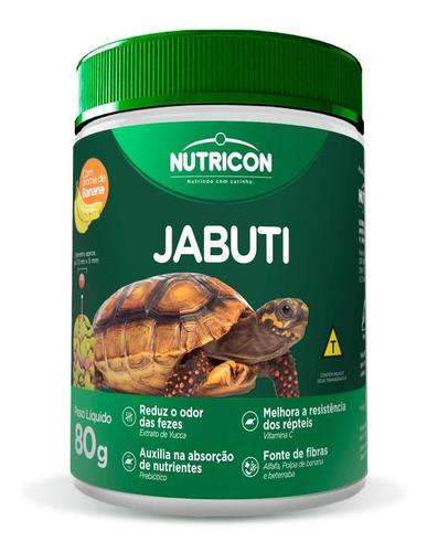 Jabuti - 80g