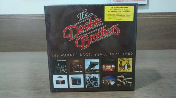 Doobie Brothers The Warner Bros Years 71-83 - Box C/ 10 Cds