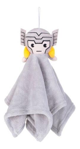 Imagem 1 de 3 de Toalha De Mão Miniso Marvel - Thor
