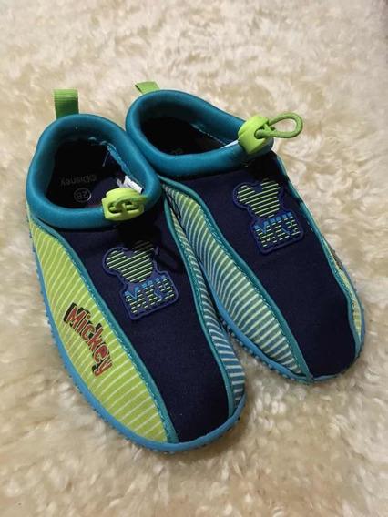 Zapatillas Para El Agua Disney Original