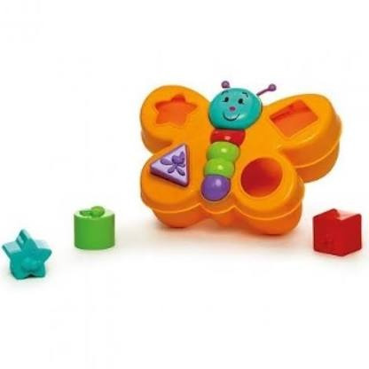 Brinquedo Educativo Borboleta Espoleta