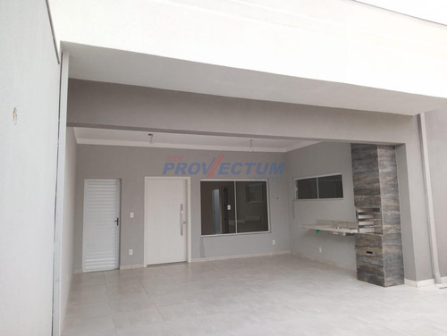 Casa À Venda Em Residencial Parque Da Fazenda - Ca282210