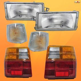 Farol Uno 1991 92 93 94 9 + Lanterna + Pisca Cristal 91 A 04