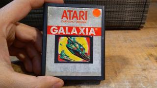 Juego Atari 2600 Cassette Galaxia