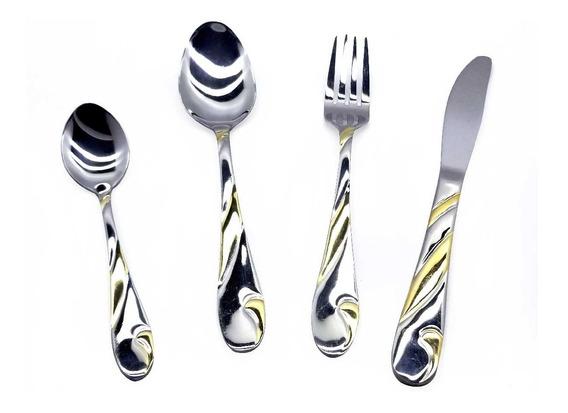 Cubiertos Acero Inoxidable Cucharas - Cucharitas - Cuchillos - Tenedores X Unidad Modelos Surtidos!