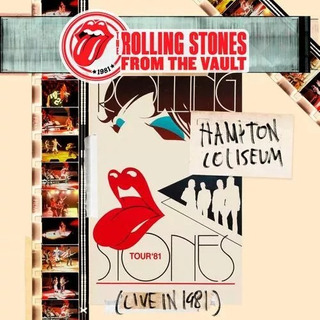 Dvd Rolling Stones - From The Vault Hampton Coliseum