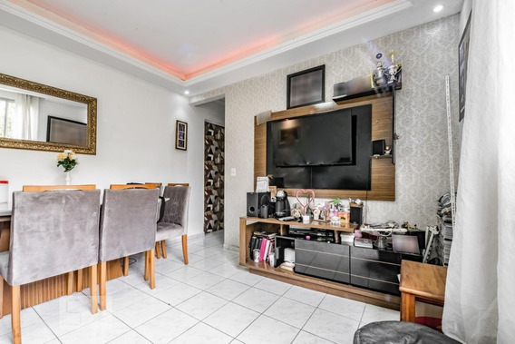 Apartamento No 1º Andar Mobiliado Com 2 Dormitórios E 1 Garagem - Id: 892963155 - 263155