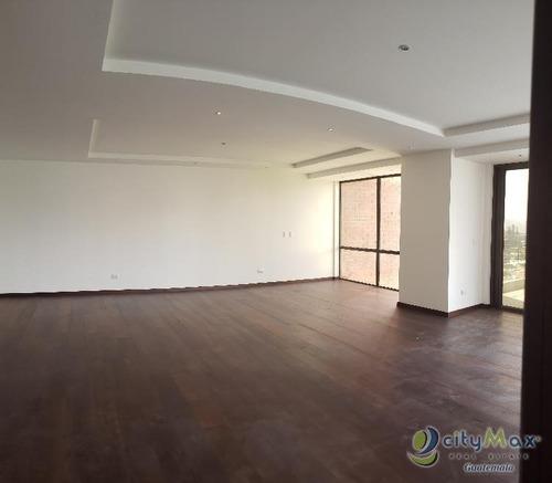 Apartamento En Venta En Zona 14 Guatemala - Pva-012-07-13-25