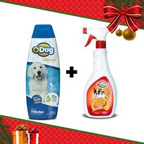 Kit 130 - Stop Dog Mais Dog 500ml + Shampoo Mais Dog