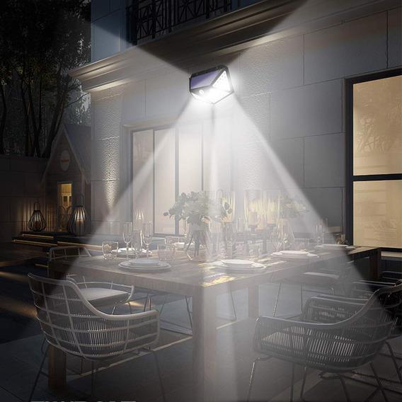 3*luz Solar Da Segurança Do Diodo Emissor De Luz De 3 Modos